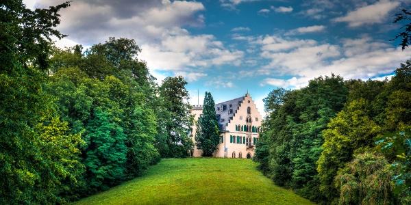 Park und Schloss Rosenau