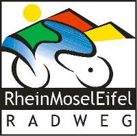 Logo des Rhein-Mosel-Eifel-Radwegs