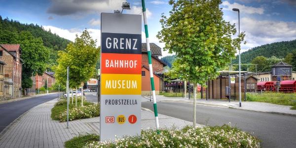 Grenzbahnhofmuseum - Probstzella