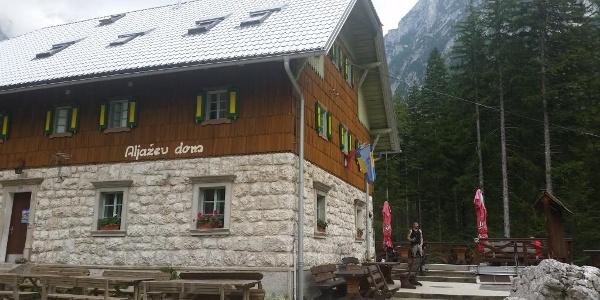 Aljašev Hütte
