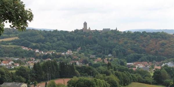 Ausblick auf Thallichtenberg und Burg Lichtenberg