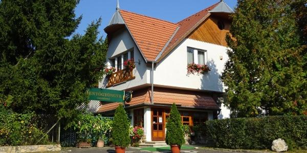 Fenyőgyöngye Gaststätte