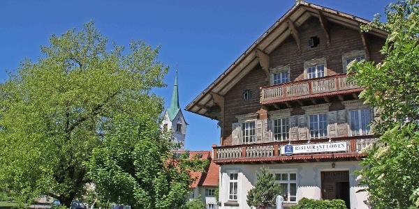 Restaurant Löwen in Opfenbach