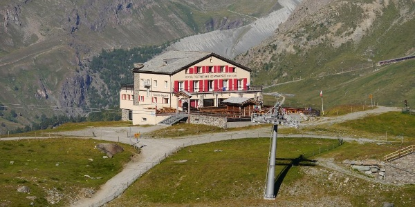 Das Hotel Restaurant Schwarzsee