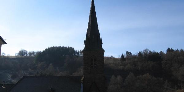Kirche St. Agatha, Büdlich
