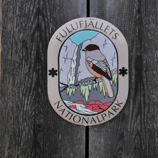 Emblem des Nationalparks