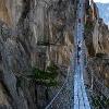 Salbit-Hängebrücke (Tag 2)