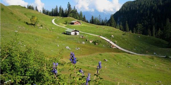 Berchtesgadener Land Bikerunde - Abschnitt I