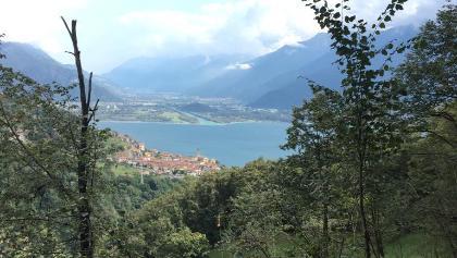 Blick zum Comer See