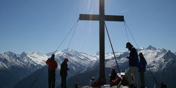 Gernkogel Gipfelkreuz
