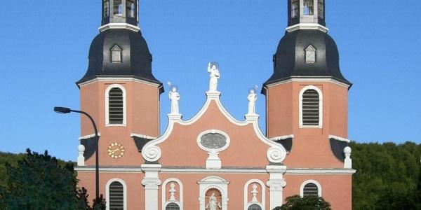 Sankt-Salvator-Basilika .