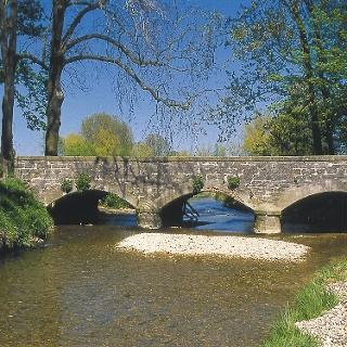 Heubachbrücke Steinheim