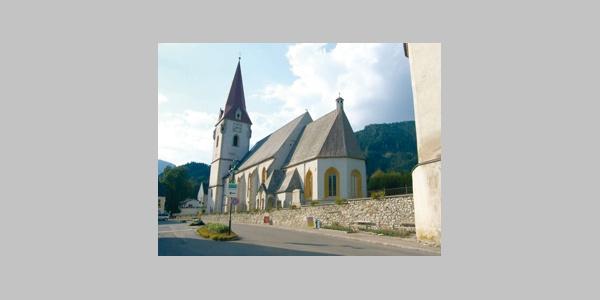 Pfarrkirche St. Peter in Aflenz Kurort