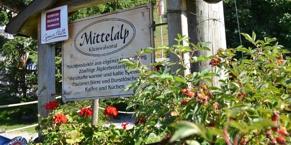 GenussHütte Mittelalp