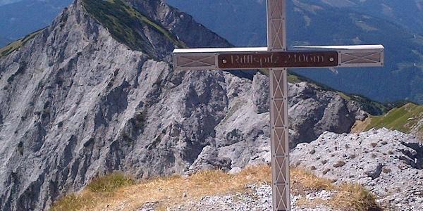 Gipfel Riffelspitz (Variante 01A)