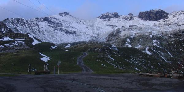 Nebelhorn von der Edmund Probst Hütte