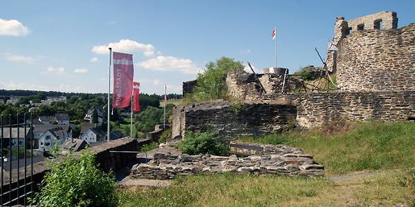 Burgruine Kastellaun