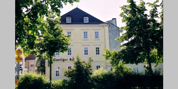 Außenansicht Hotel Lippischer Hof Detmold
