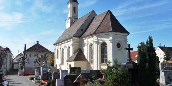 Gottesacker-Kapelle Babenhausen