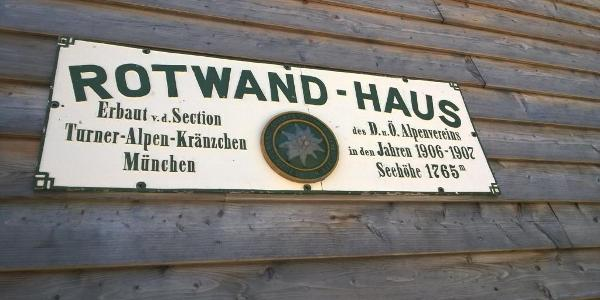 Rotwandhaus