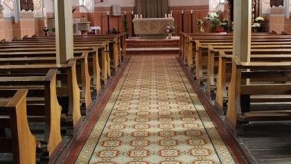 St. Martins Kirche in Schalkenmehren
