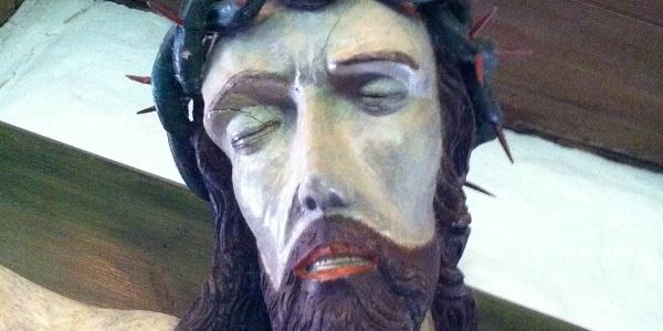 1500-tals Kristus i Elleholms kyrka