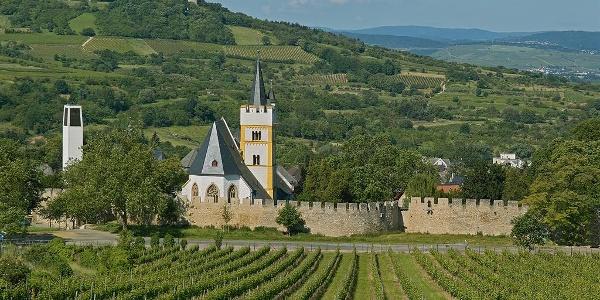 Burgkirche Panorama-Aufnahme