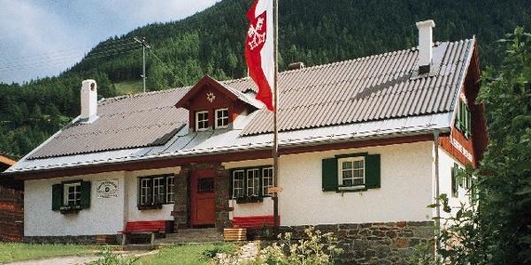 Talhütte Zwieselstein