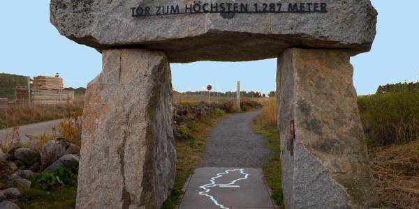 Tor zum Höchsten (1.287 m)