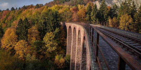 Hunsrückbahn Viadukt