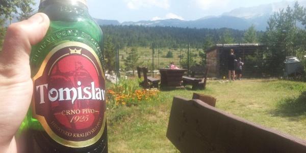 Tomislav in Blidinje