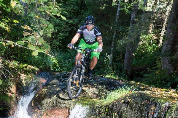 Unterwegs auf den Schwarzwald-Trails