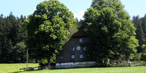 Ramshaldenhütte des DAV