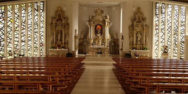 Kirche Maria in der Zarten