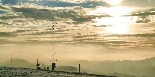 Wetterstation - mit 3 Webcams (Copyright: Karl Gradwohl)