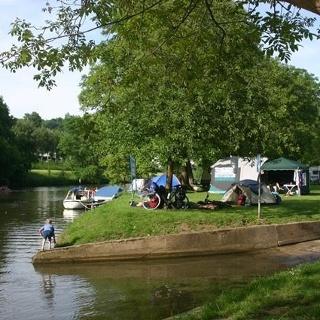 Campingplatz Oranienstein