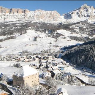 Passeggiata invernale La Villa - Ruac - Corvara