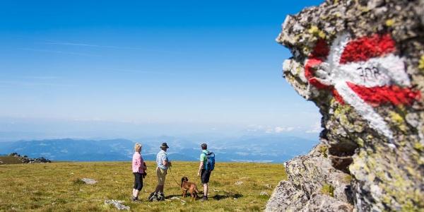 Blick in die Steiermark