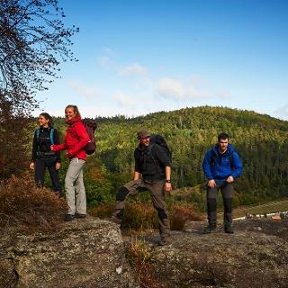 Albtal.Abenteuer.Track - Aussichtsreicher Falkensteinfelsen