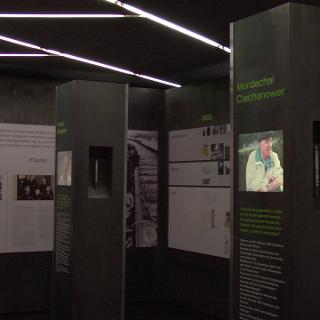 Dokumentationsraum Gedenkstätte