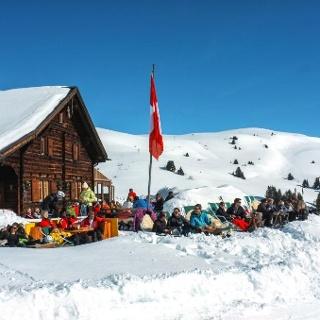 Skihaus Hochwang
