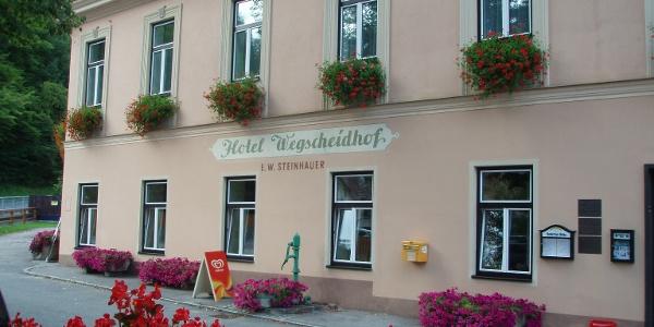 Hotel Wegscheidhof