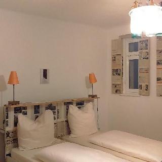 Zimmer im Hotel Binder