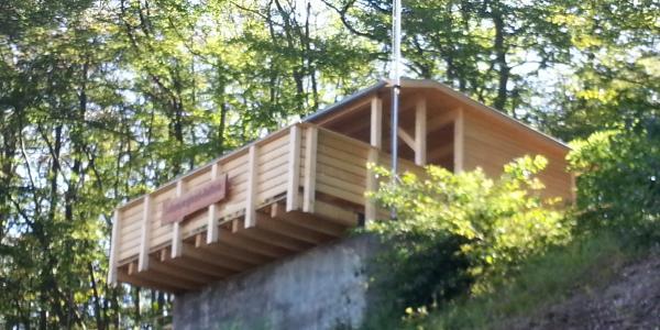 Schutzhütte Leinebergland-Balkon