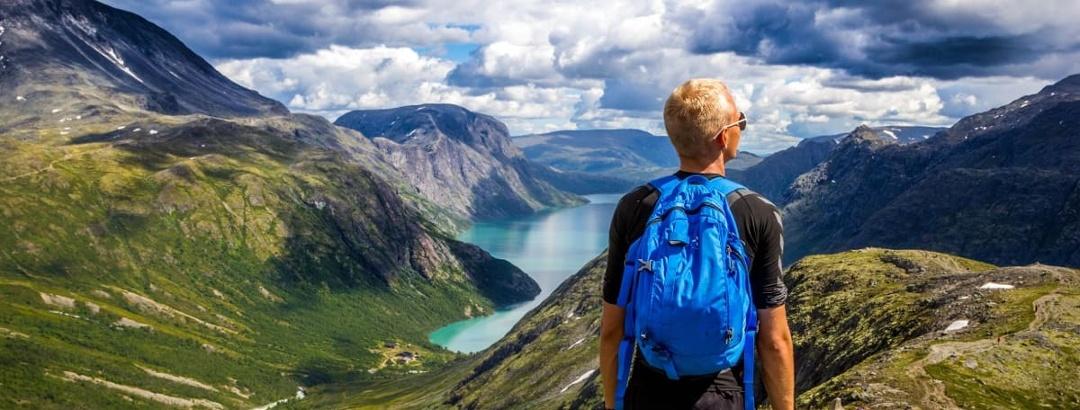Senderismo en Noruega
