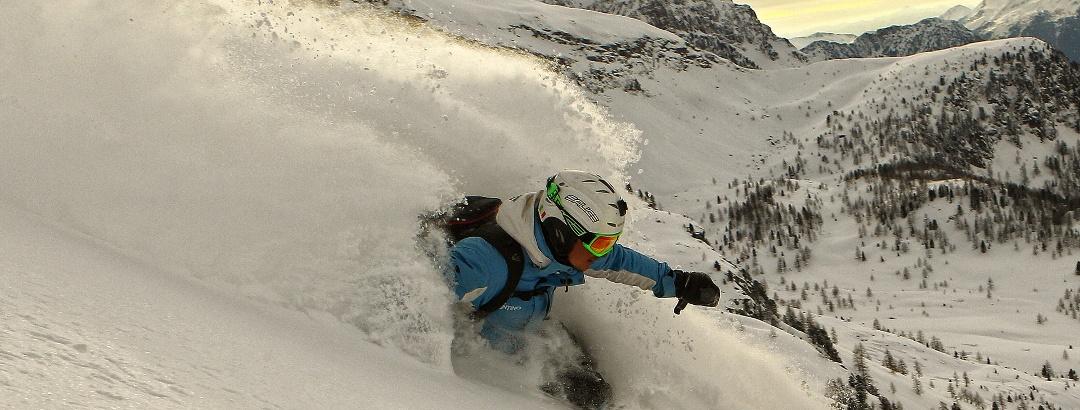 Skitouren und Freeriden im Trentino