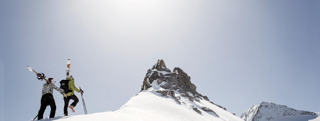 Skitouren im Trentino
