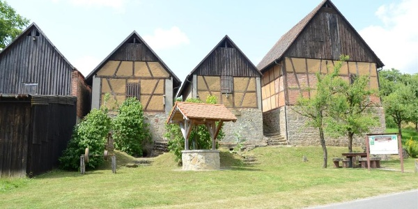 Grünkerndarren Walldürn-Altheim
