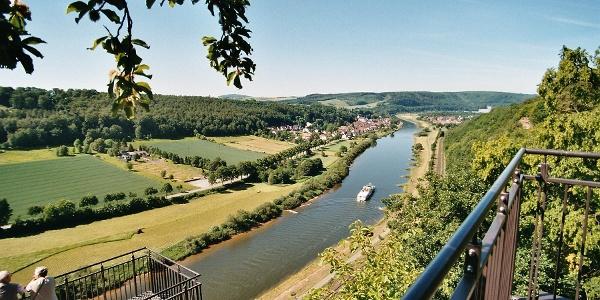 Weser-Skywalk