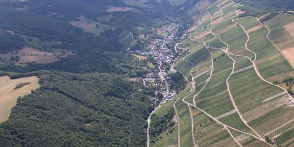 Luftbild Oberheimbach